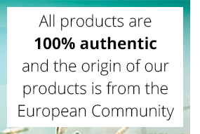 100% authentic products banner