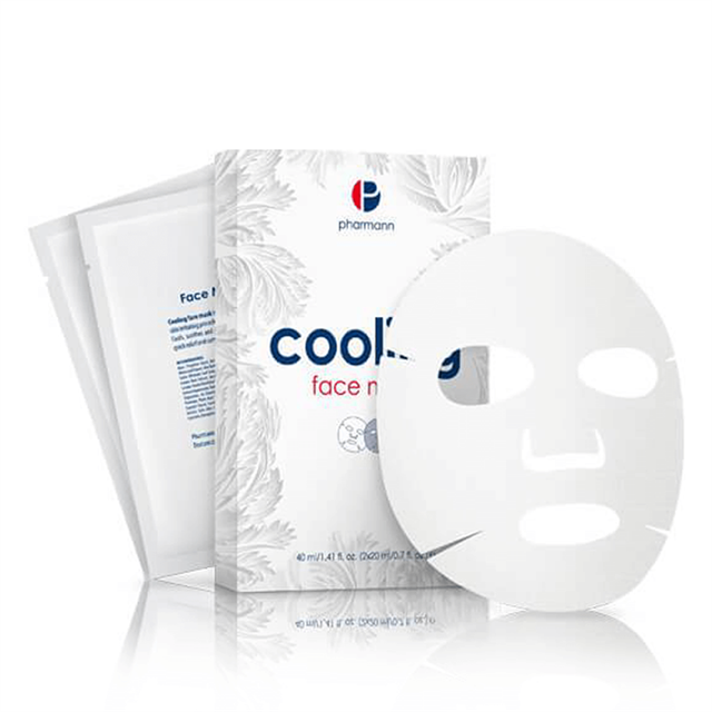 Cooling Face Mask 20ml