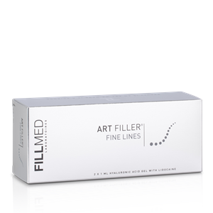 Fillmed® Art Filler Fine Lines w. Lidocaine 1ml