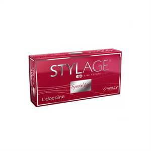 Stylage® Special Lips Lidocaine 1ml